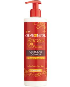 CON ARGAN CO-WASH