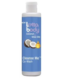 Lottabody Coconut & Shea Cleanse Me Co-wash
