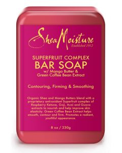 Shea Moisture Superfruit Complex Bar Soap