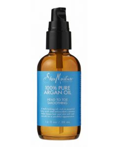 SM 100% PURE ARGAN OIL