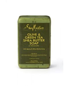 Shea Moisture Olive & Green Tea Soap