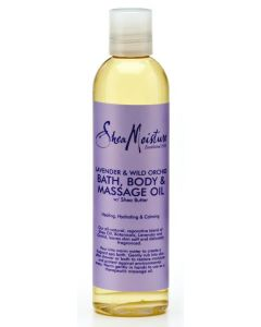 SM LAVENDER MASSAGE OIL