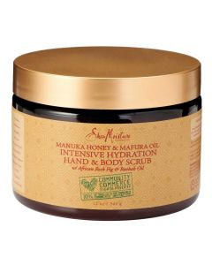 Shea Moisture Manuka Honey & Mafura Oil Intesive Hydration Body Scrub