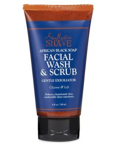 SM MEN FACIAL WASH & SCRUB