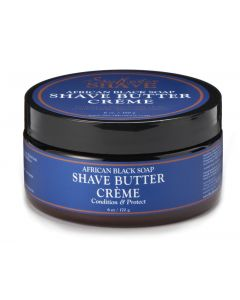 SM MEN AFR BLK SOAP BUTTER