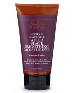 Shea Moisture Honey & Black Seed After Shave Smoothing Moisturizer