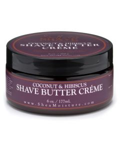 Shea Moisture Coconut & Hibiscus Shave Butter Creme
