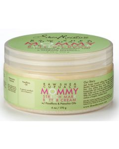 Shea Moisture Raw Shea Cupuaçu Mommy Stretch Mark Butter Cream