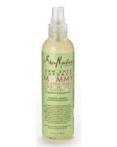 Shea Moisture Raw Shea Cupuaçu Mommy Stretch Mark Intensive Repair Oil