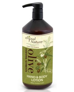 S/F LOTION BODY&HAND OLIVE