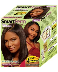 SMART PERM NO-LYE KIT REG