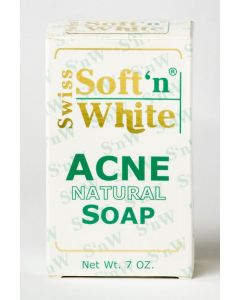 SOFT&WHT ACNE SOAP