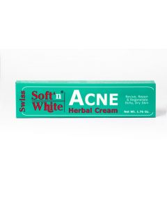 SOFT&WHT ACNE CREAM