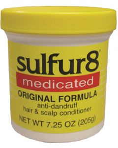 SULFUR-8 HAIR/SCALP [ORG]