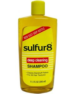 SULFUR-8 DEEP CLEASING SHAMPO