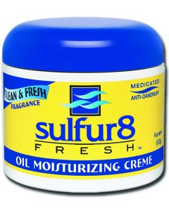 SULFUR-8 FRESH OIL MOIST CR