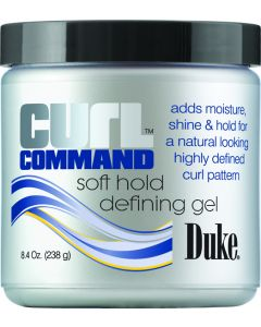 DUKE CURL SOFT HOLD POMADE