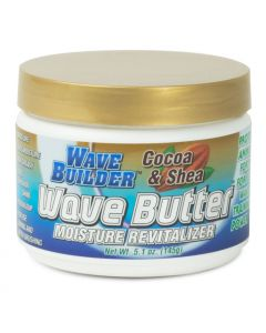 WAVEBUILDER CO & SH WAV BUTTER