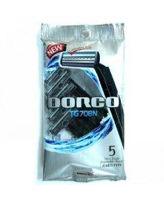 DORCO TWIN BLADE DISPOSA RAZOR