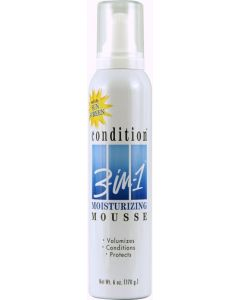 Condition 3 In 1 Mousse [Moisturizing]