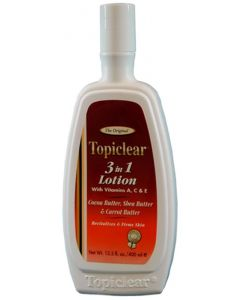 TOPICLEAR GOLD 3N1 LOTION F/F