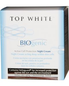 TOP WHITE BIOGENI NIGHT CREAM