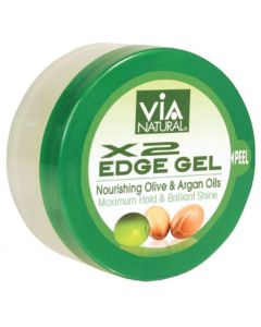 VIA NAT EDGE GEL X2 [MAX HOLD]