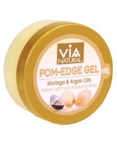 VIA NAT EDGE GEL POM [LT HOLD]