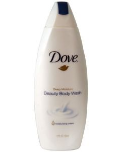 Dove Deep Moisturizing Body Wash