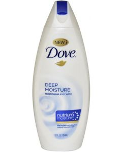 DOVE BODY WASH DEEP MOIST