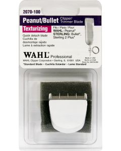 WAHL BLADE PEANUT SNAP-ON TEX