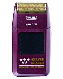 Wahl 5-Star Shaver Shaper, Red
