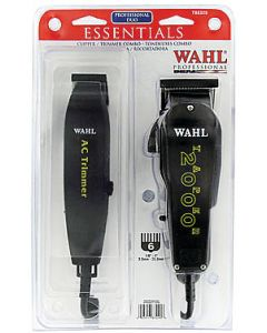 Wahl Essentials Clipper/Trimmer Combo