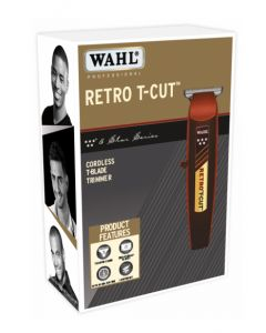 Wahl 5-star Trimmer Retro Tcut