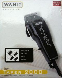 Wahl Taper 2000 Black Clipper