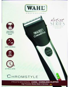 WAHL CLIPPER CHROMSTYLE CORDL 6ATT