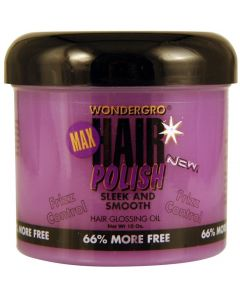 WON GRO HAIR POLISH HD BONUS