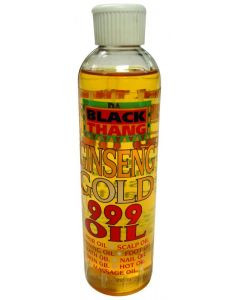 BLK/THANG GINS/GOLD 999 OIL