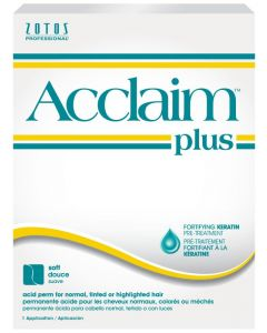 ACCLAIM PERM ACID + [REG] WHT