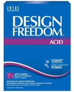 DESIGN FREEDOM PERM [ACID]