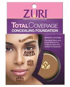 ZURI  TCC FOUNDATION EBONY