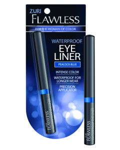 ZURI  FLAWL E/LINER PEACO BLUE