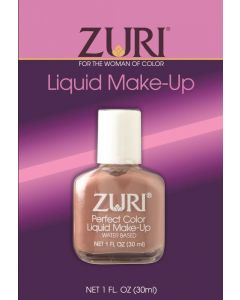ZURI LIQ.MAKE UP [BLUSH BROWN]