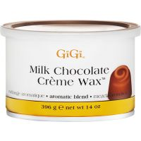 Gigi Wax Milk Chocolate Creme