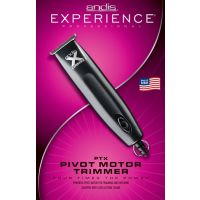 ANDIS EXPERIENCE TRIMMER PIVOT PTX