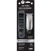 Andis Trim'N Go Trimmer 12-Piece Kit