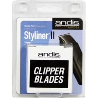 ANDIS BLADE STYLINER II STAINL 0.1MM
