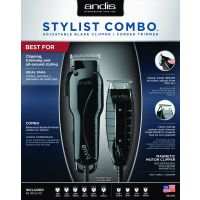 Andis Stylist Clipper/Trimmer Combo