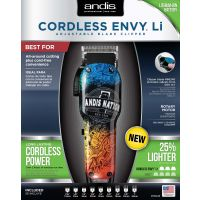 ANDIS CLIPPER ENVY LI NATION