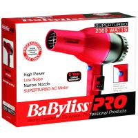 Babyliss Dryer Turbo Red